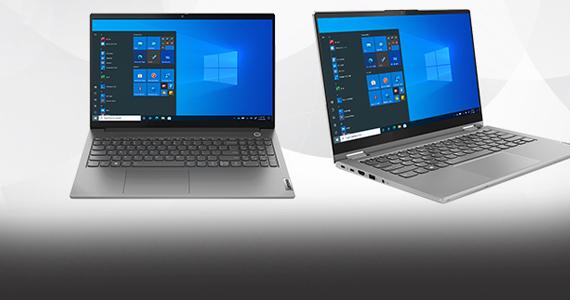 De nieuwe Lenovo ThinkBook 14s Yoga en 15 Gen2