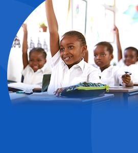 Bestel Logitech en steun UNICEF educatieprojecten