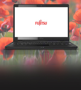 Fujitsu LIFEBOOK laptops