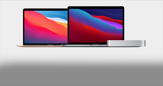Nieuwe MacBook Air, 13‐inch MacBook Pro en Mac mini