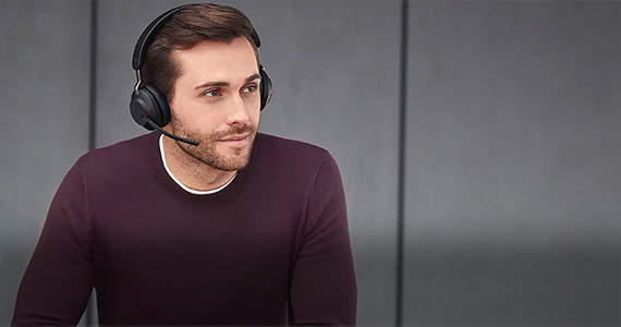 Dankzij de professionele headsets van Jabra