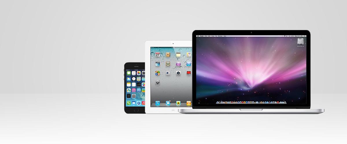 Refurbished Apple producten