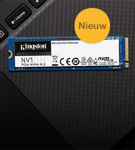 Kingston NV1 NVMe™ PCIe SSD