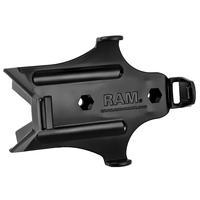 RAM Mounts RAM Form-Fit Cradle for Garmin GPSMAP 176, 196, 276C, 396, 496 + More - Noir