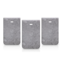 Ubiquiti Networks In-Wall HD Covers, Concrete, 3 pack - Gris