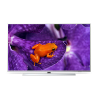 """Philips 65"""", 3840x2160, RMS 2x 10W, DVB-T/T2/C, Wi-Fi, USB, HDMI, CI+, RJ-45, 1459x841x267 mm, Silver TV LED - ....."""