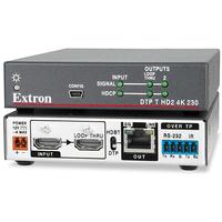 Extron DTP T HD2 4K 230 Amplificateurs de ligne vidéo - Gris
