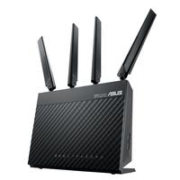 ASUS 4G-AC68U Router - Zwart