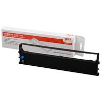OKI Noir Tape Cartridge ML 1120/1190 Ruban d'impression