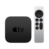 Apple TV 4K 64GB - Zwart, Zilver