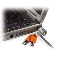 Kensington Câble de sécurité MicroSaver® Verrous de câble - Noir,Gris