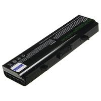 2-Power 6 Cell Laptop Accu 10,8V 4400mAh Laptop reserve onderdelen - Zwart