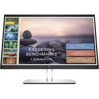 HP E24t G4 Monitor - Zwart,Zilver