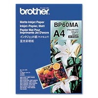 Brother BP60MA Inkjet Paper Papier - Wit