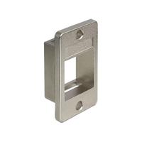 DeLOCK 86213 Dop aansluitdoos - Metallic