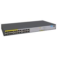 Hewlett Packard Enterprise 1420-24G-PoE+ (124W) Switch - Gris