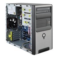 Gigabyte W131-X30 Barebone server - Zwart,Grijs