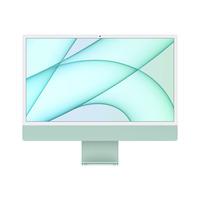 Apple iMac M1 Retina 4.5K Display 8GB RAM 256GB SSD (QWERTY) All-in-one pc - Groen