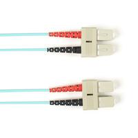 Black Box Jarretière fibre 10G OM3 (LSZH) Câble de fibre optique