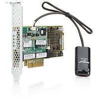 Hewlett Packard Enterprise Smart Array P430/4GB FBWC 12Gb 1-port Int SAS Contrôleur RAID