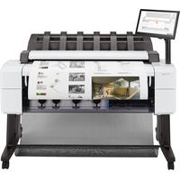 HP Designjet T2600dr Grootformaat printer - Cyaan,Grijs,Magenta,Mat Zwart,Foto zwart,Geel