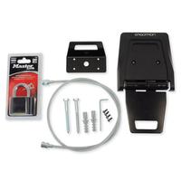 Ergotron Security Bracket kit Cadenas - Noir