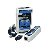 GoldTool TCT-400 Cable network tester - Blauw, Wit