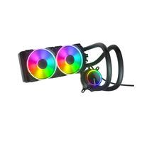 Fractal Design Celsius+ S24 Prisma Computer vloeibare koeling - Zwart