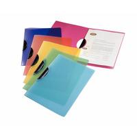 Leitz ColorClip Rainbow Stofklepmap