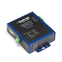 Black Box Industrial Opto-Isolated Serial to Fiber Converter Seriële coverters/repeaters/isolatoren - .....