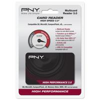 PNY High Performance Reader 3.0 Lecteur de carte mémoire - Noir