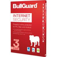 BullGuard Internet Security 1Y, 1PC, 100MB 25Pack OEM Software