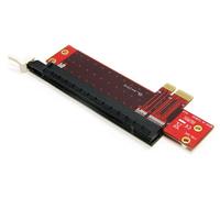 StarTech.com Adaptateur de fente d'extension à faible encombrement PCI Express X 1 vers X 16 Adaptateur .....
