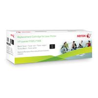 Xerox Zwartecartridge. Gelijk aan HP CB435A. Compatibel met HP LaserJet P1002/P1003/P1004/P1005/P1006/P1009 Toner
