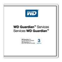 Western Digital Guardian Pro, 3Y Extension de garantie et support