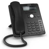 Snom D715 Téléphone IP - Noir
