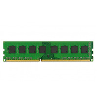 Kingston Technology ValueRAM 2GB DDR3-1600 Mémoire RAM - Vert