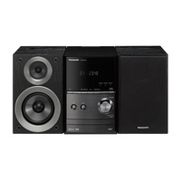 Panasonic SC-PM602EG Huis audio set - Zwart