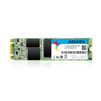 ADATA ASU800NS38-256GT-C SSD - Noir, Vert