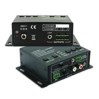 Vivolink Audio amplifier 2x20W Audio versterker - Zwart