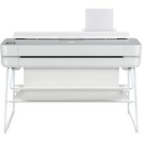HP Designjet Studio Steel Grootformaat printer - Zwart, Cyaan, Magenta, Geel