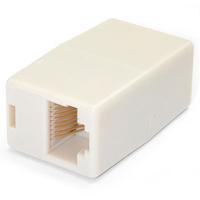 StarTech.com Coupleur RJ45 Cat5e modulaire en ligne Adaptateur de câble - Beige