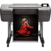 HP Designjet Z9+ Grootformaat printer - Zwart, Grijs