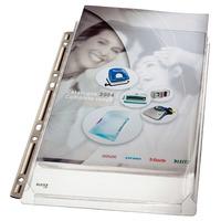 Leitz A4, 236 x 1 x 310 mm, PVC Chemise coin - Transparent