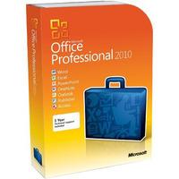 Microsoft Office 2010 Professional Plus, GOV, OLP-NL, SA