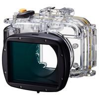Canon WP-DC49 Boitiers de caméras sous marine - Noir, Transparent