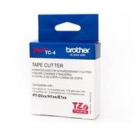 Brother TC-4 - TZE Tape cutter (snij-eenheid) Printerkit