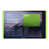 """Crestron Electronics 7"""", Scheduling Touch, USB 2.0, 16:10, 1280 x 800, 350 nits, 850:1, LED - Zwart"""