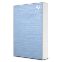 Seagate One Touch Externe harde schijf - Blauw