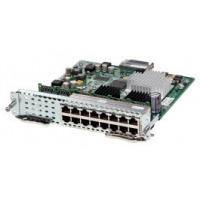 Cisco SM-ES3-16-P= Netwerkswitch module